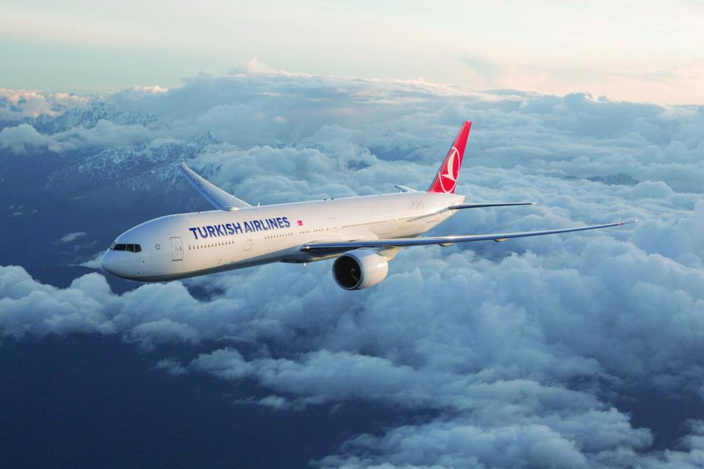 zboruri Turkish Airlines